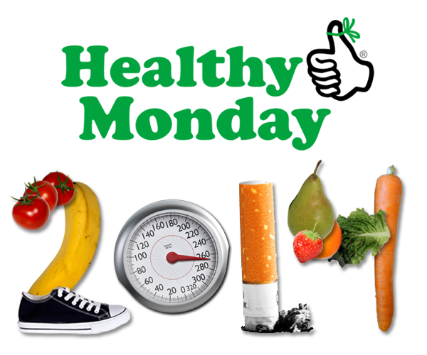 Healthy Monday: Healthy Food Swaps